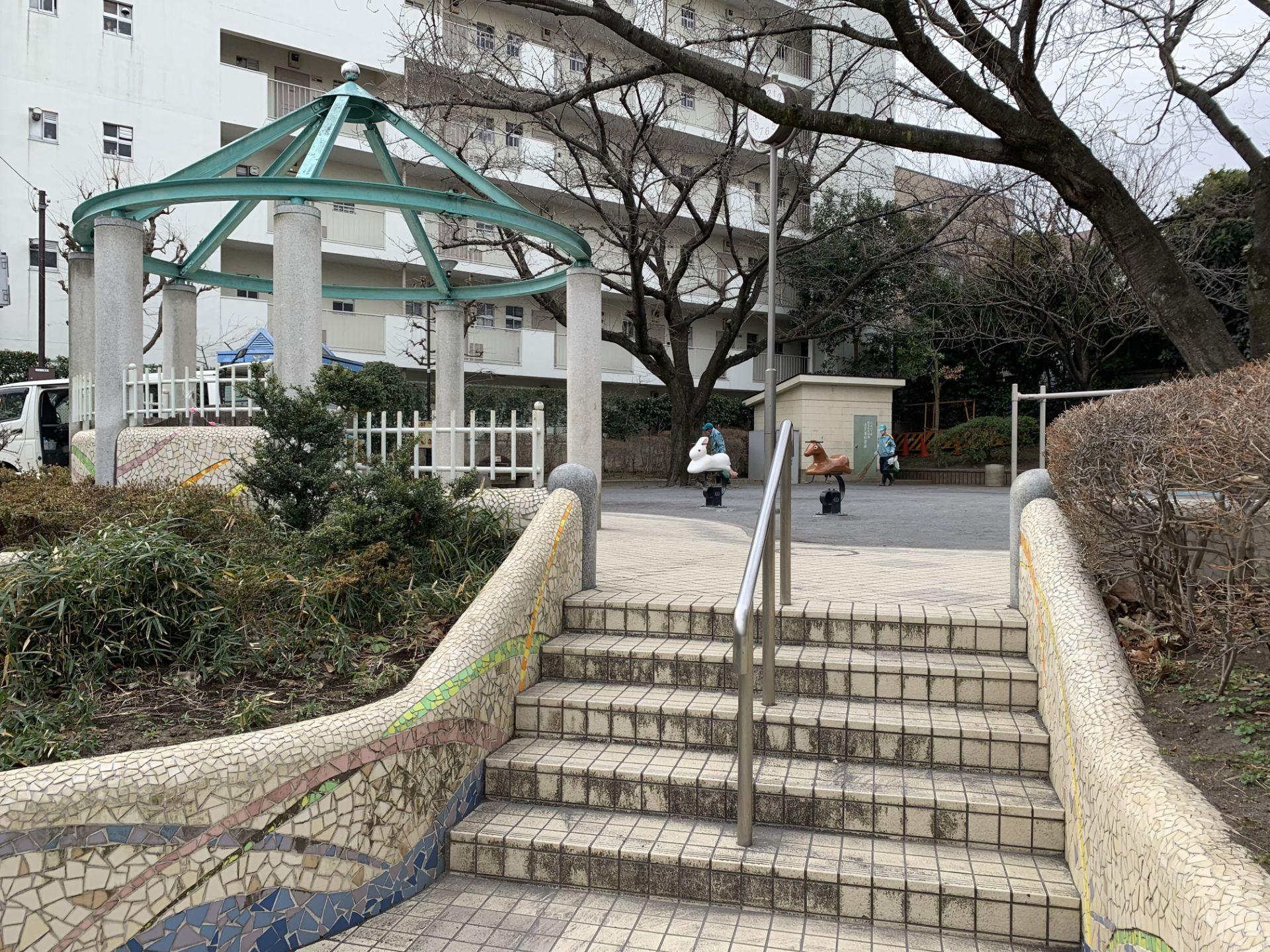 江戸見坂公園
