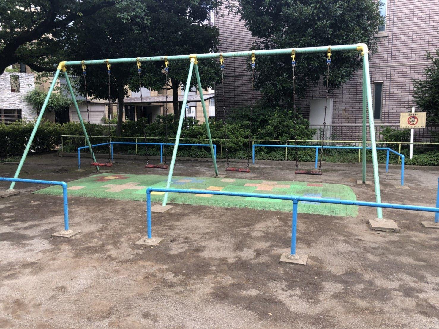 富士見ケ丘児童遊園