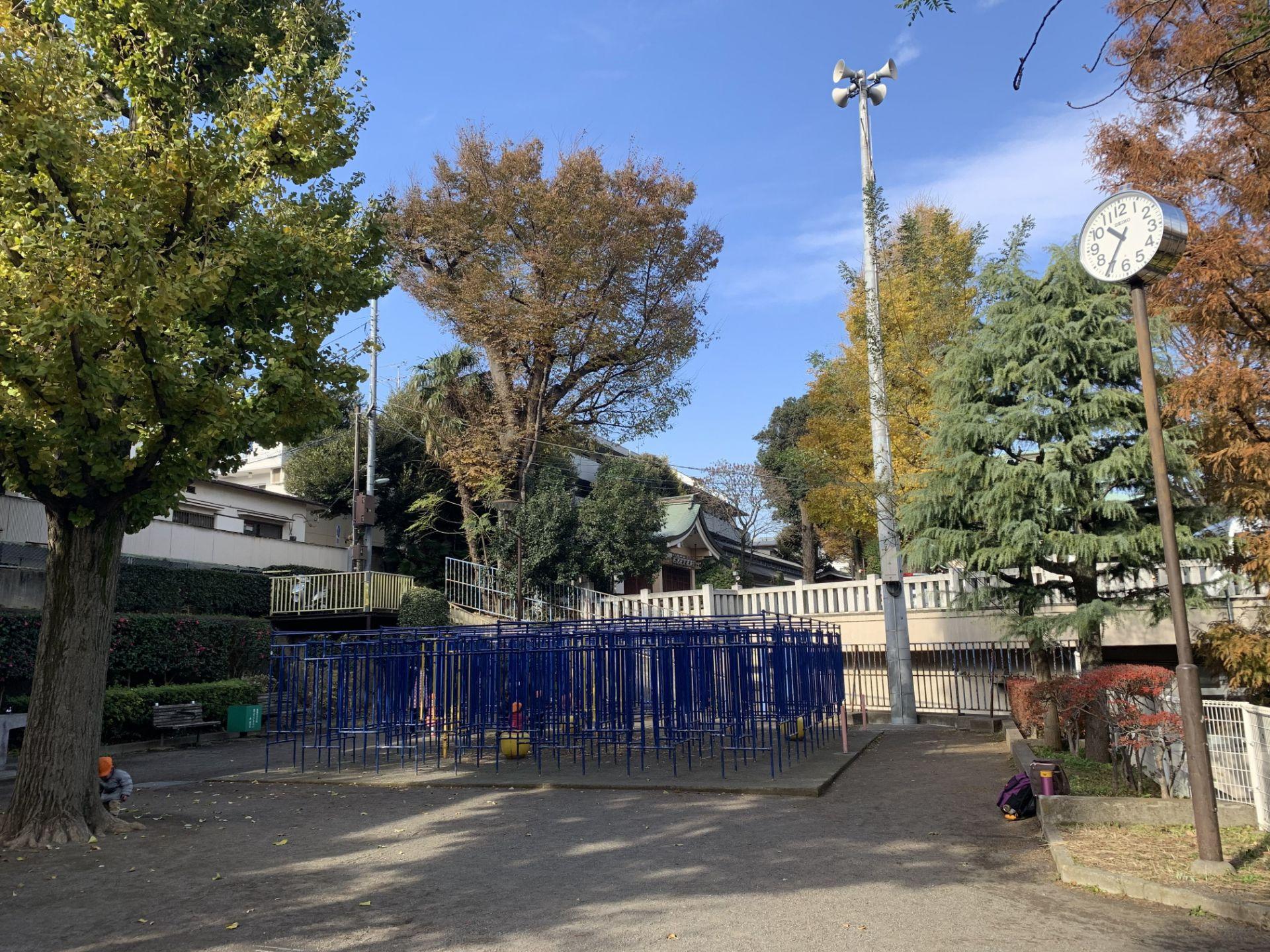 西五反田公園
