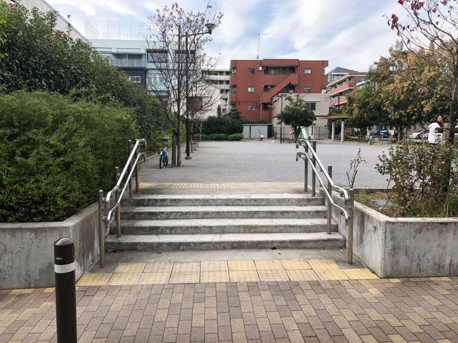 西大井六丁目ふれあい広場