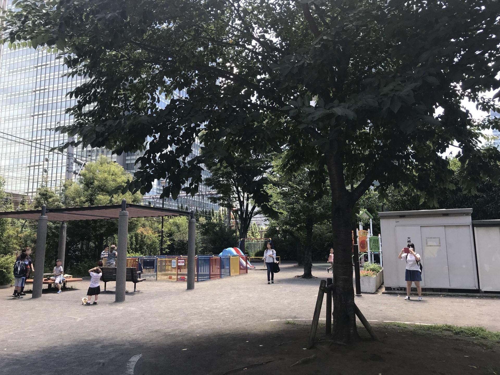 大崎五丁目遊園