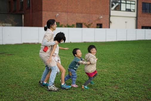 子どもと楽しめる外遊び情報